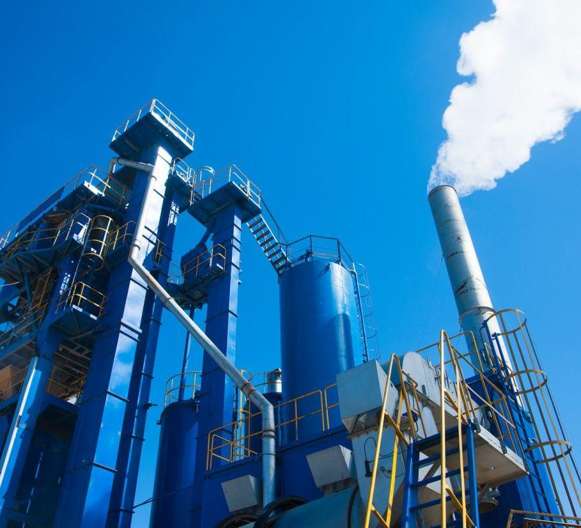 Cement & Asphalt Industry