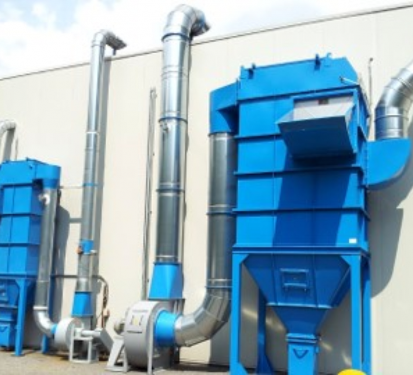Dedusting and Filtration Industry