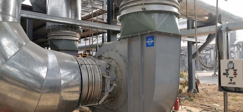 Dust filtration Industry 6